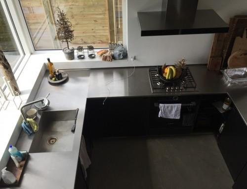 Køkken privat bolig