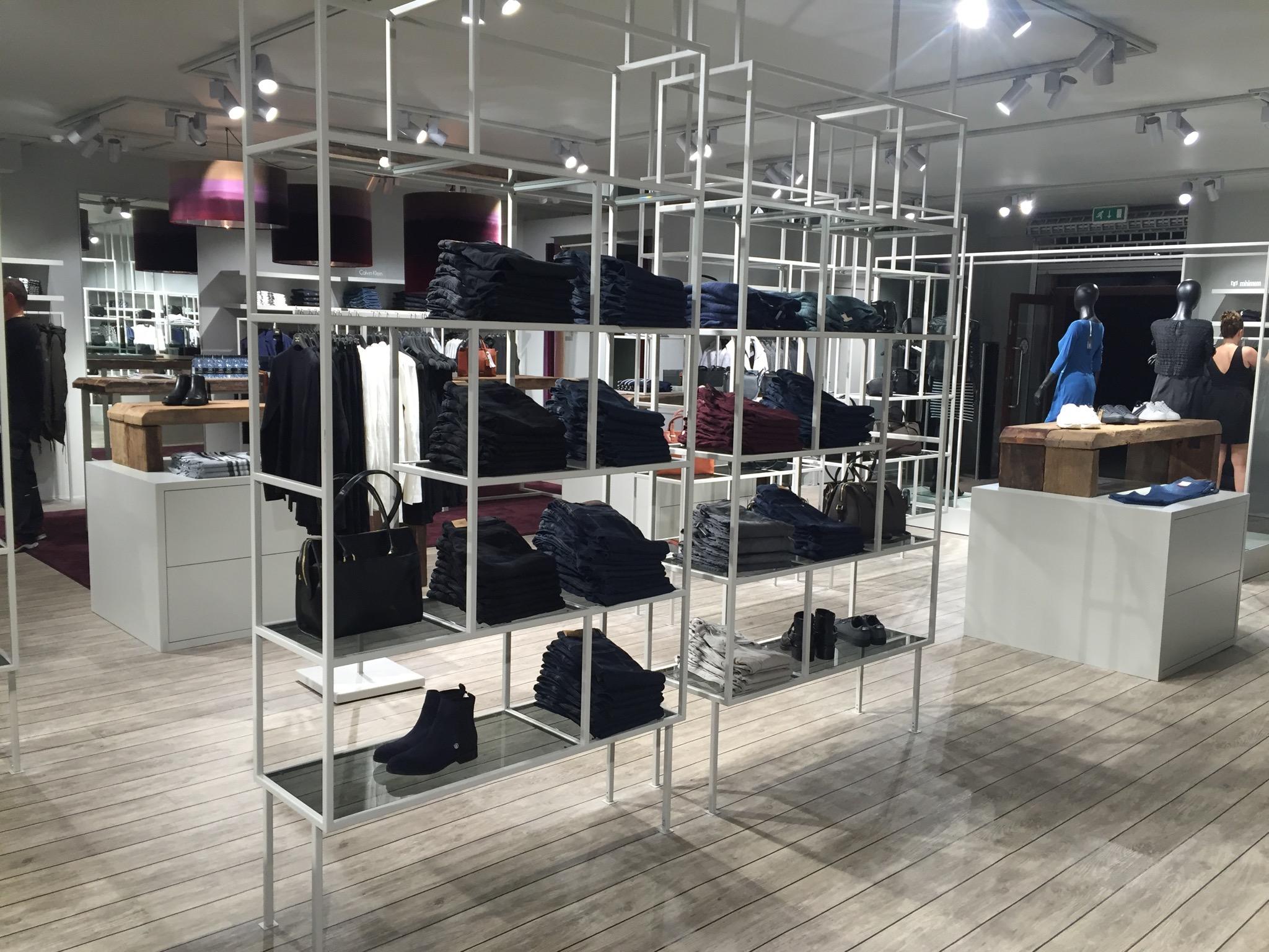 Inventar til butik
